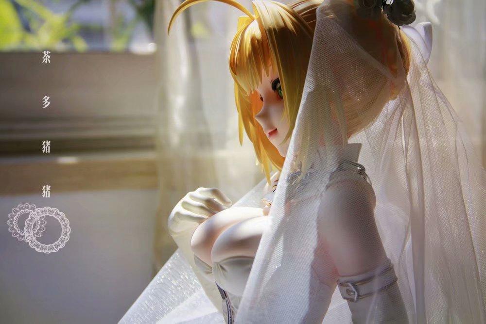 尼禄 WEDDING 胸像