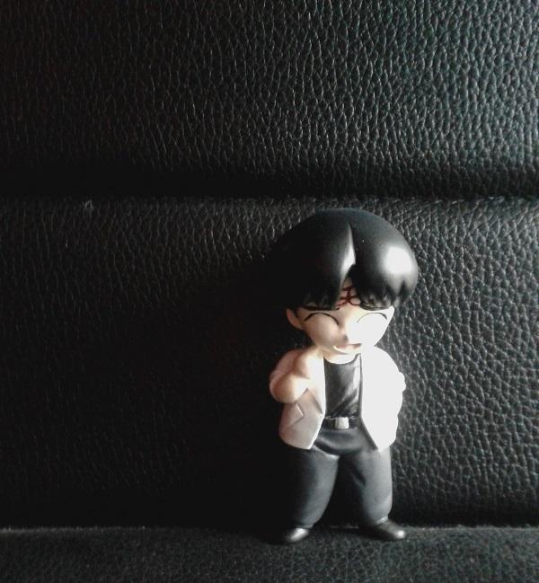 3x3 Eyes - Yakumo Fujii