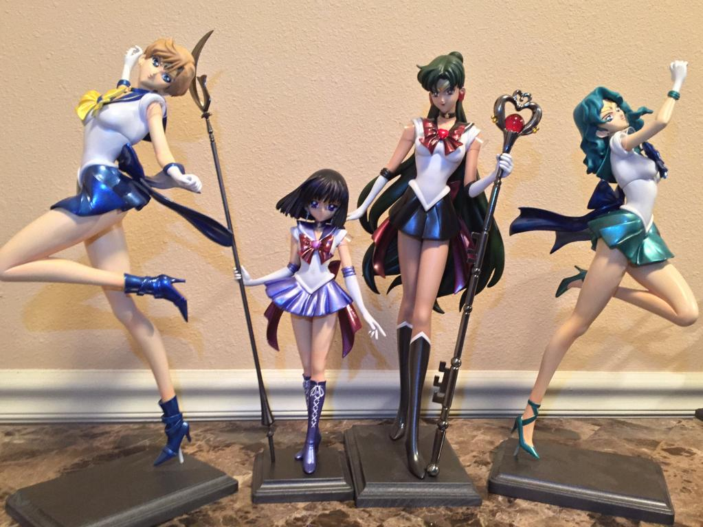 1/4 Super Sailor Outers