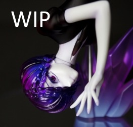 WIP Amethyst by Sapiens 1/10 scale