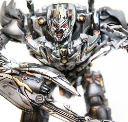 Transformers Megatron studio series 31 - Hasbro CU