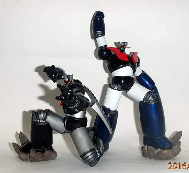 Mazinger Z & Energer Z