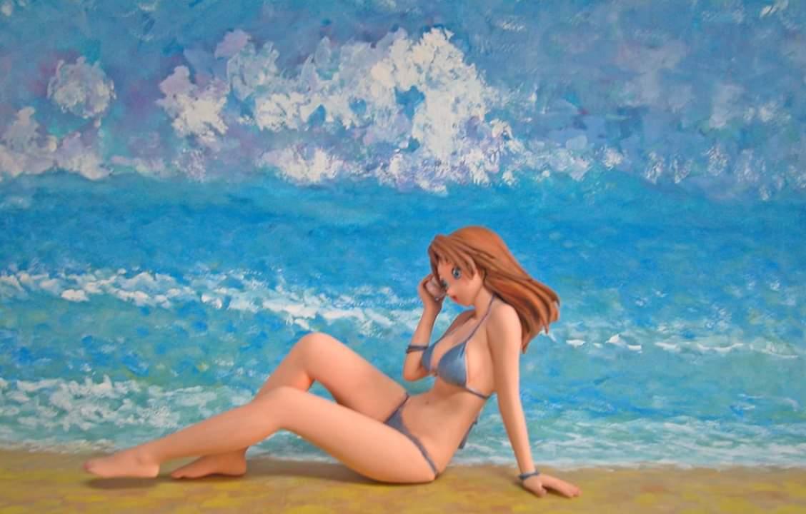 Yasumi 慶子 水着