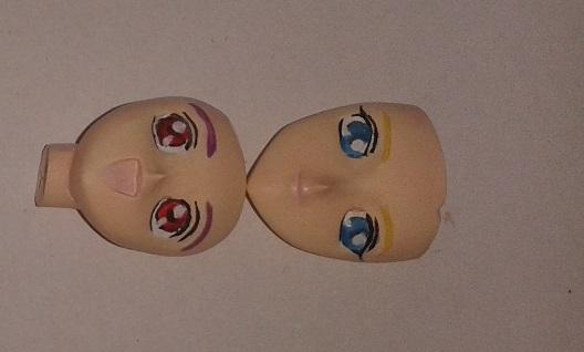 Kaleido Star - Layla and Sora - WIP