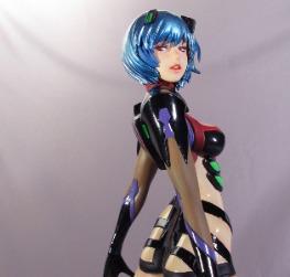 Ayanami Rei Blacksuit