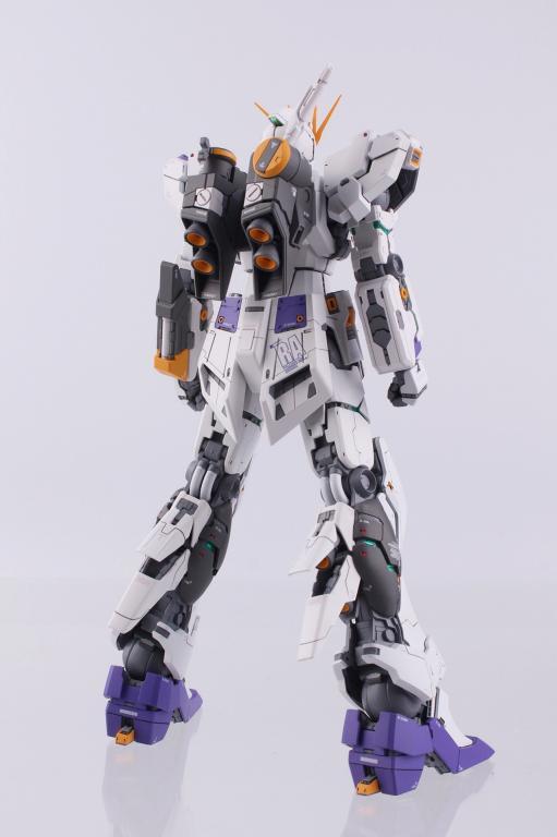 rx-93Nu Gundam amuro custum