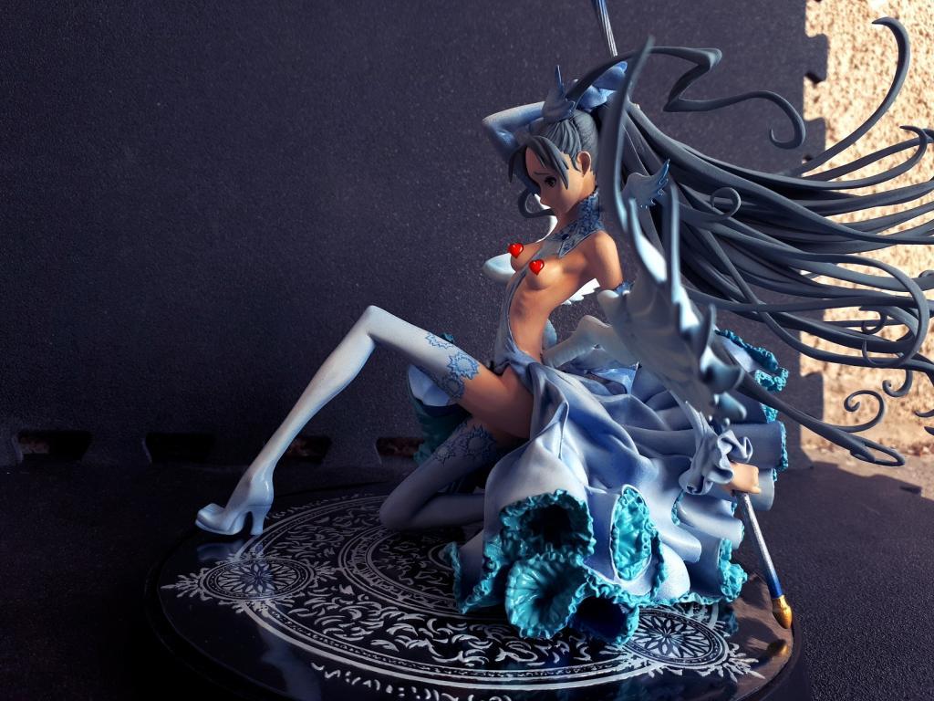 Sasaki San - Grey hair version - Antihero