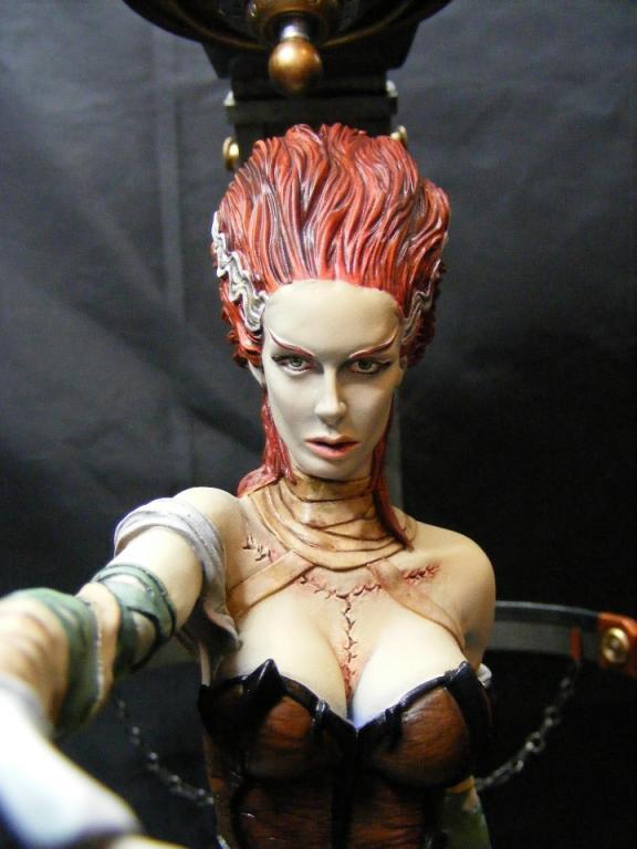 Reengaged Bride of Frankenstein