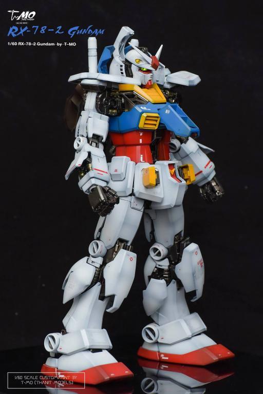 1/60 RX-78-2 Gundam by T-MO