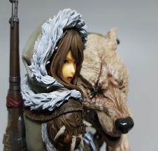 1/6 wolf & girl