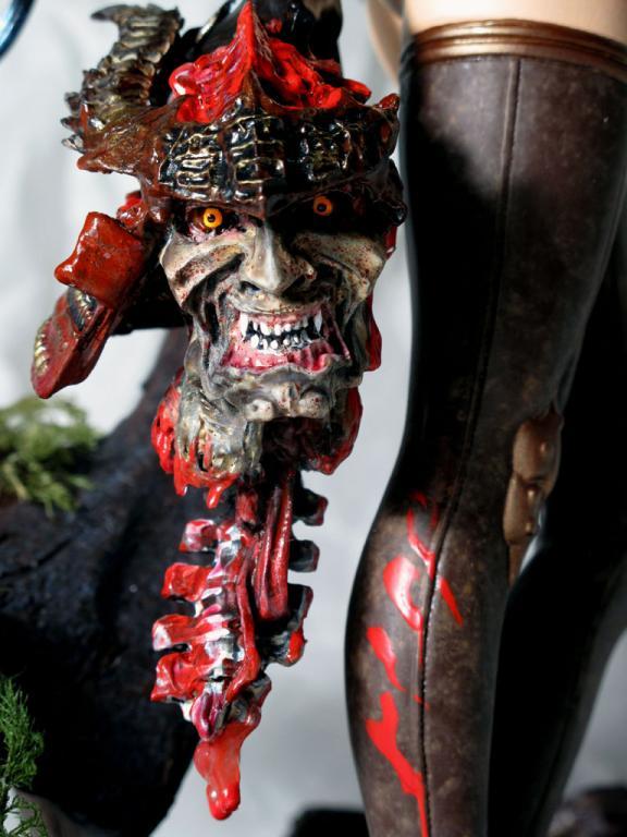Evil Homura
