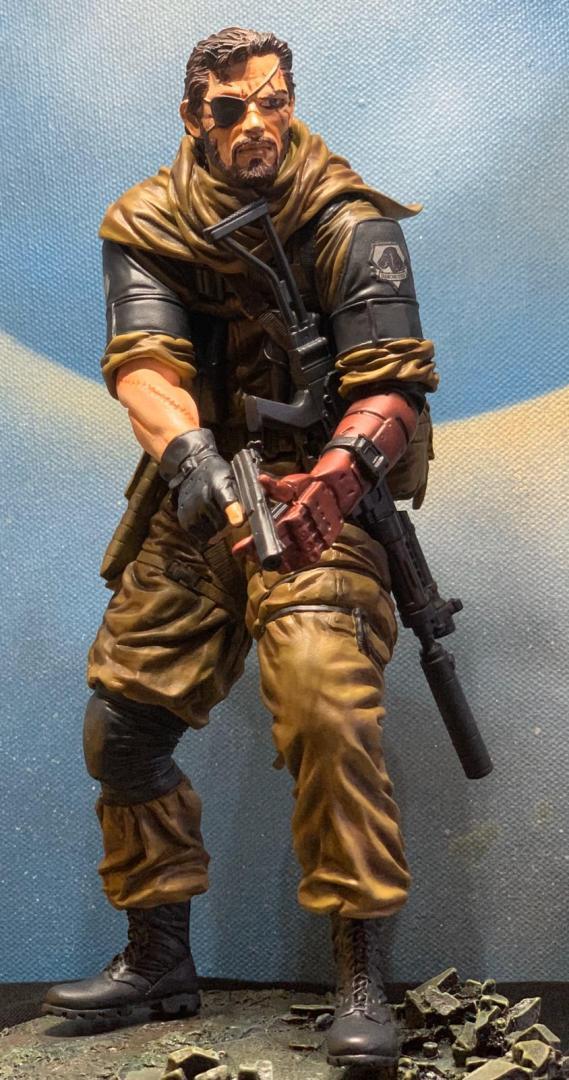 Venom Snake Antihero