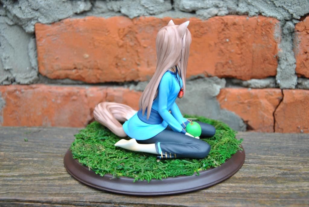 Spice and Wolf - Holo