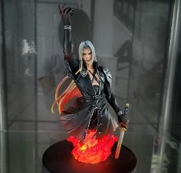 Final Fantasy 7-Sephiroth Bust