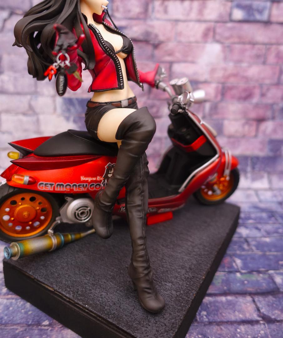 1/7 - Rin on Bike - Fate/Stay Night