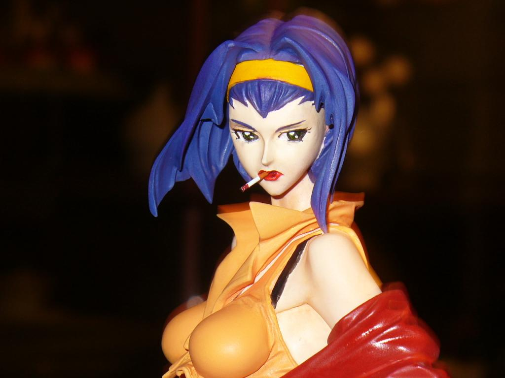 Faye Valentine, my 34th bad GK.