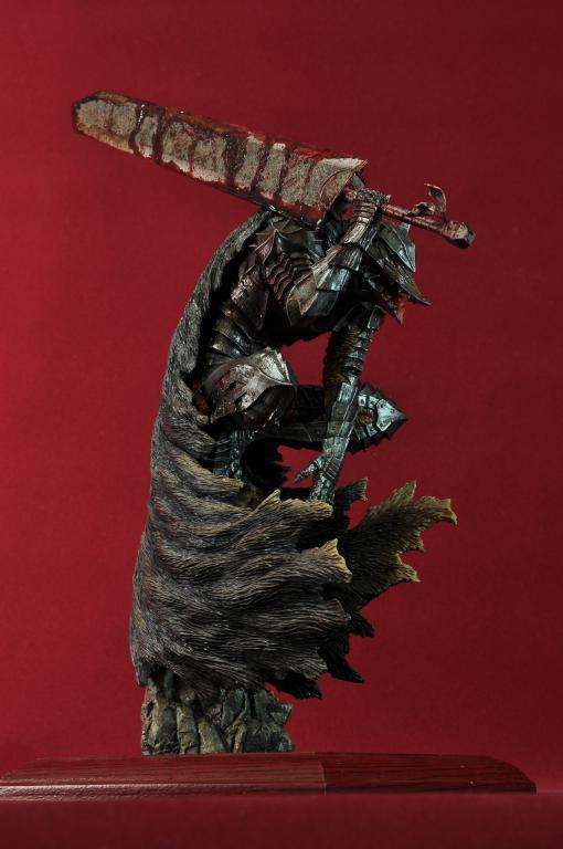 Berserk Guts Wolf Armor