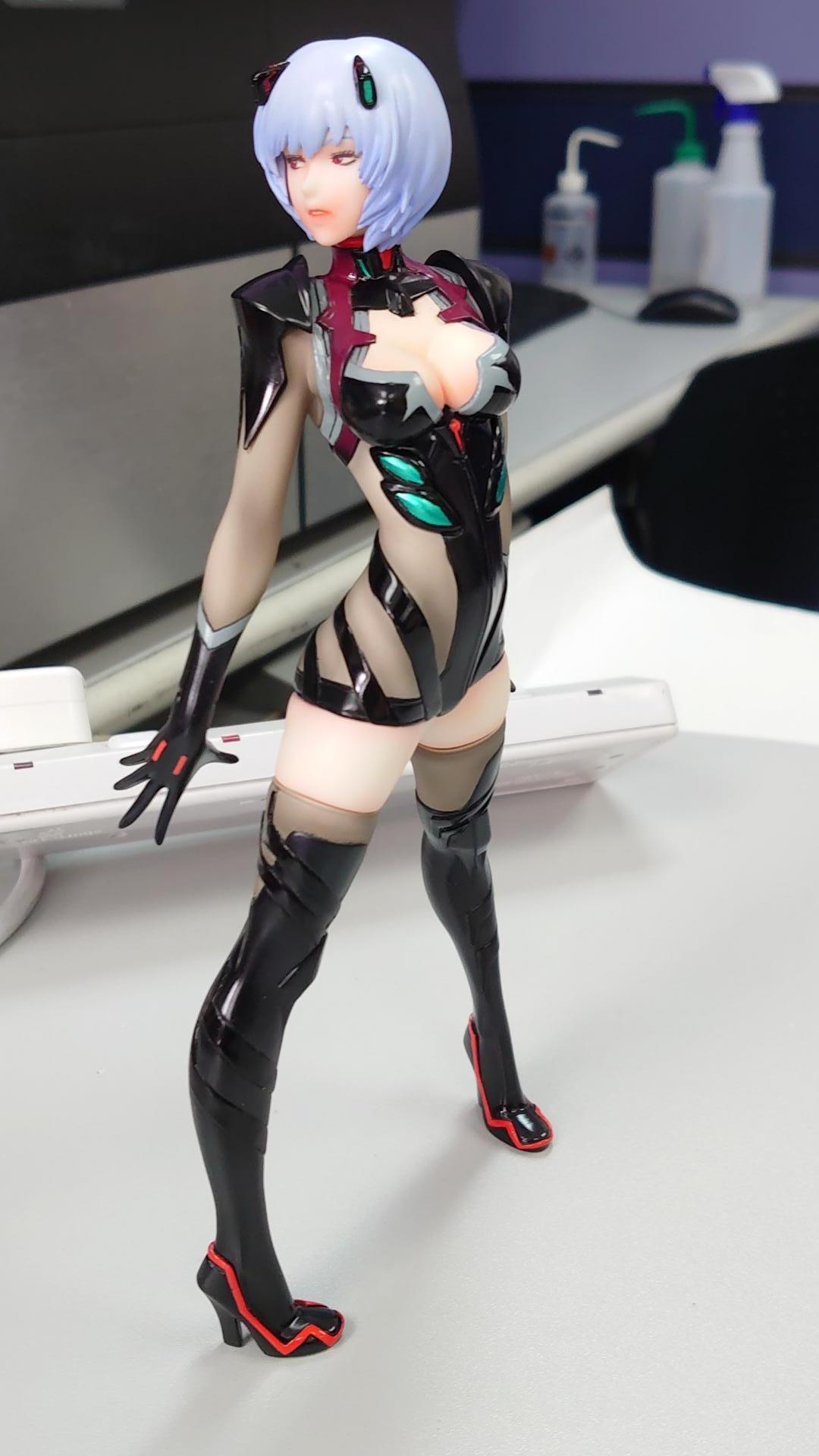1/7 Ayanami Rei - Tentative Name (Yamashita Shunya