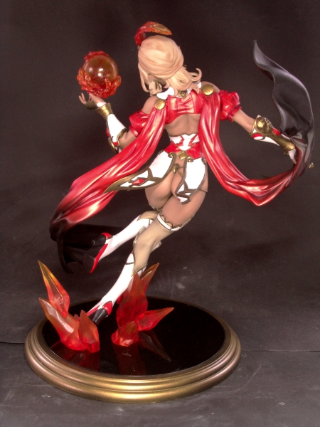 elven fire mage