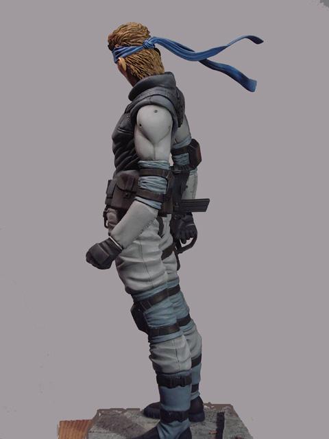 Solid Snake - Metal Gear Solid