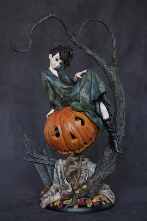 The Great PumpkinGirl