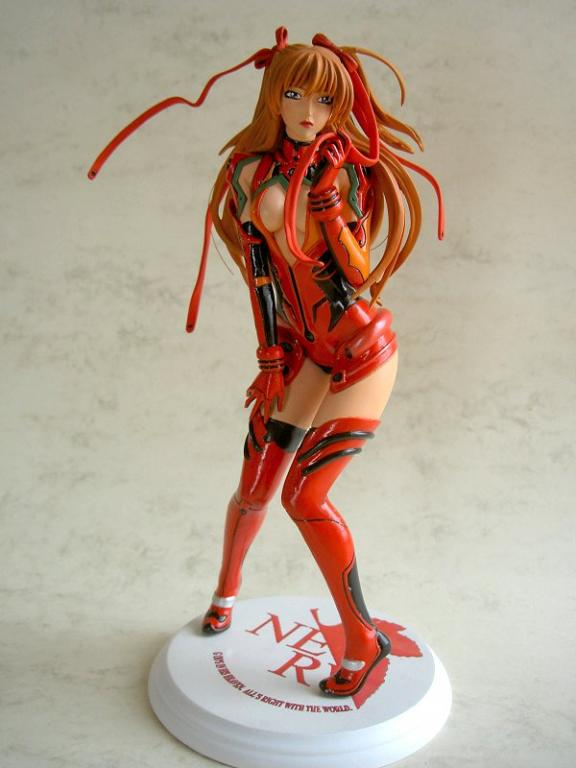1/6  Asuka in Plugsuit