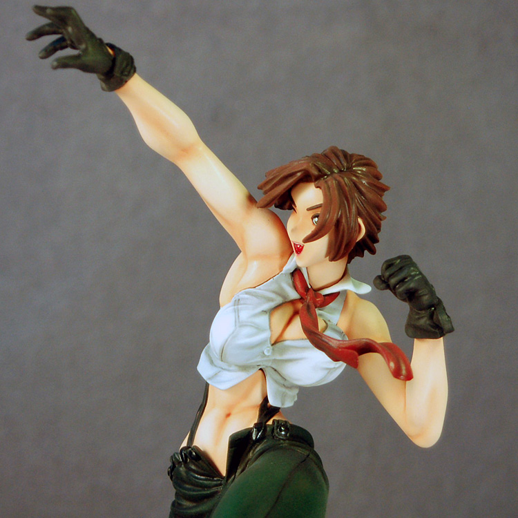 Vanessa from King of Fighters