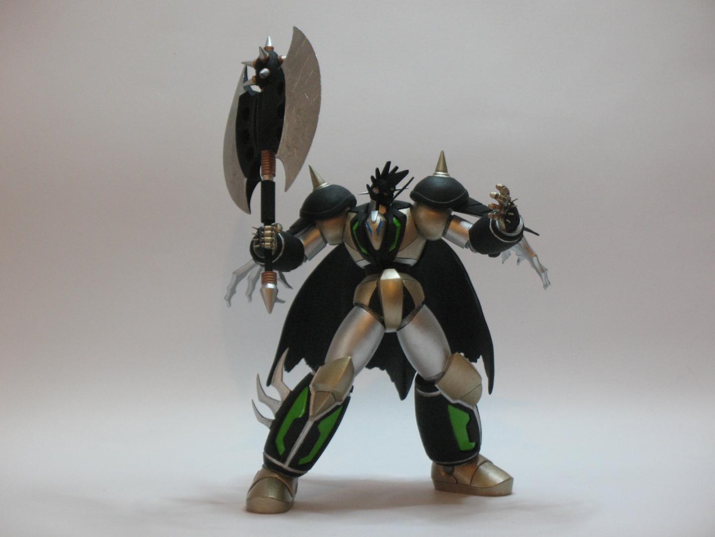 Shin Getter Dragon Black