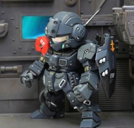 SD RGM-96X 杰斯塔