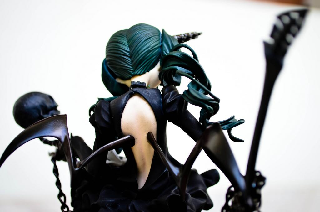 Dead Master - Black Rock Shooter