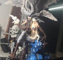 恶魔人妖鸟