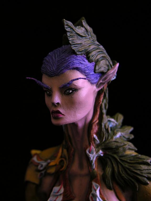 [Fantasy] Elf Warrioress