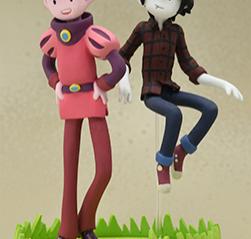 Adventure Time: Prince Gumball & Marshall Lee