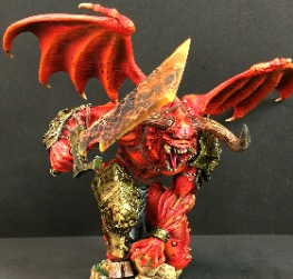 The Greater War Demon