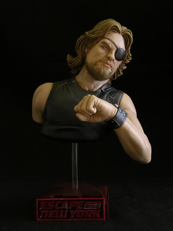 [Escape from New York] Snake Plissken