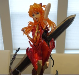 1/4 Volks Shikinami Asuka Langley - First GK