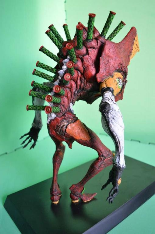 Evangelion  – Eva-02 The Beast