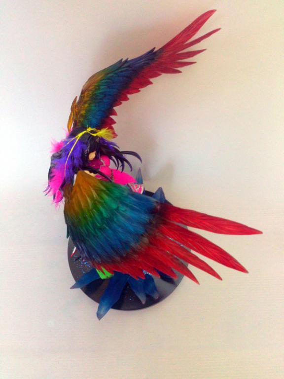 Colorful Olivia