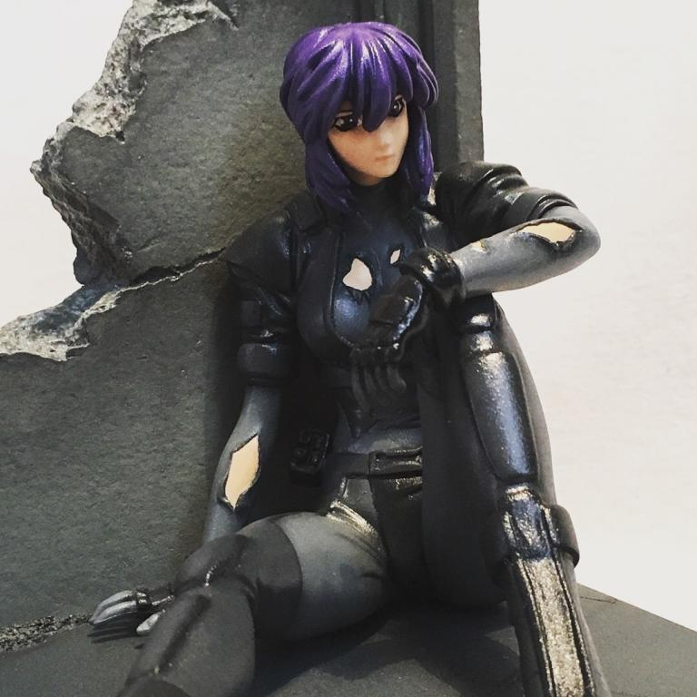 Motoko 'Major' Kusanagi