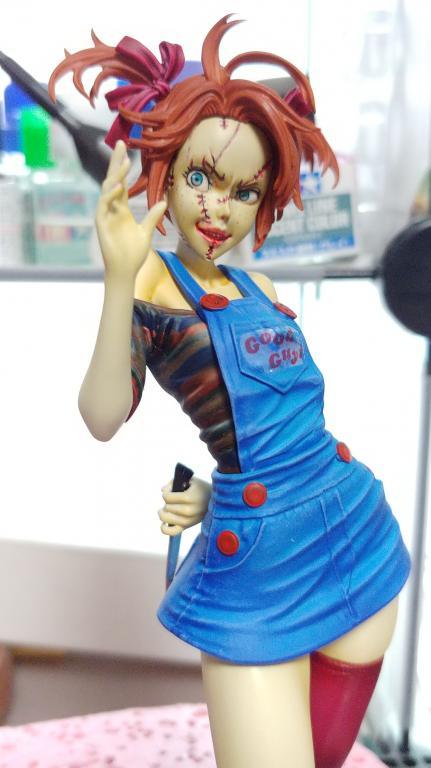 Chucky Devil child