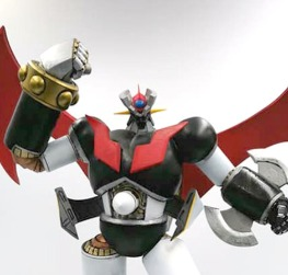 Mazinger Z Weaponized