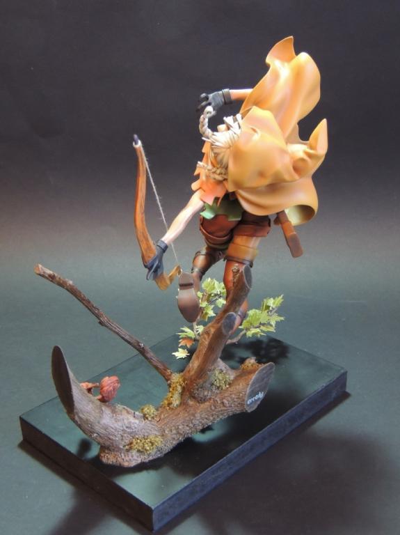 Elf - Miriel the huntress