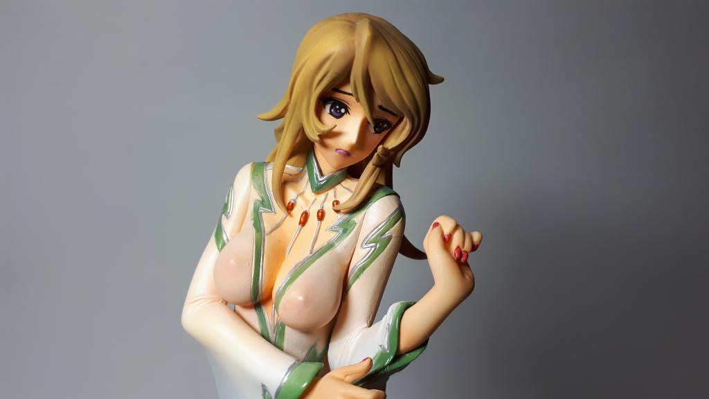 Mori Yuki Iscandar Ethnic Costume Version