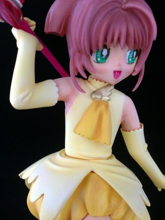 Sakura Kinomoto 2nd OP Battle Costume Vers.