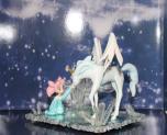 Sailor moon - Chibiusa and Pegasus