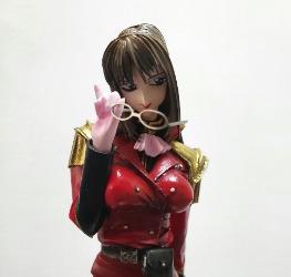 Gundam Wing- Lady Une