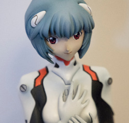 1.5 Rei Ayanami (Plugsuit version)