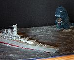 [Godzilla] Godzilla vs. Yamato