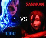 Cibo vs. Sanakan