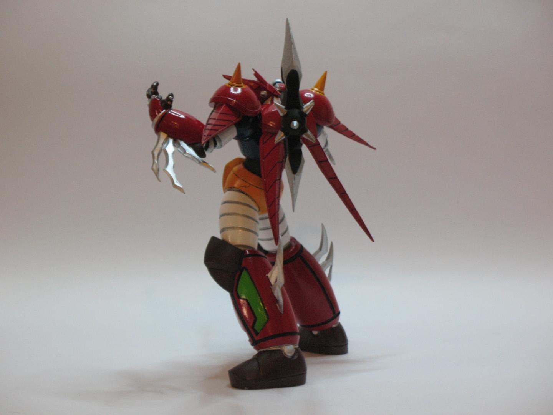 Shin Getter Dragon